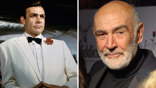 Sean Connery dies