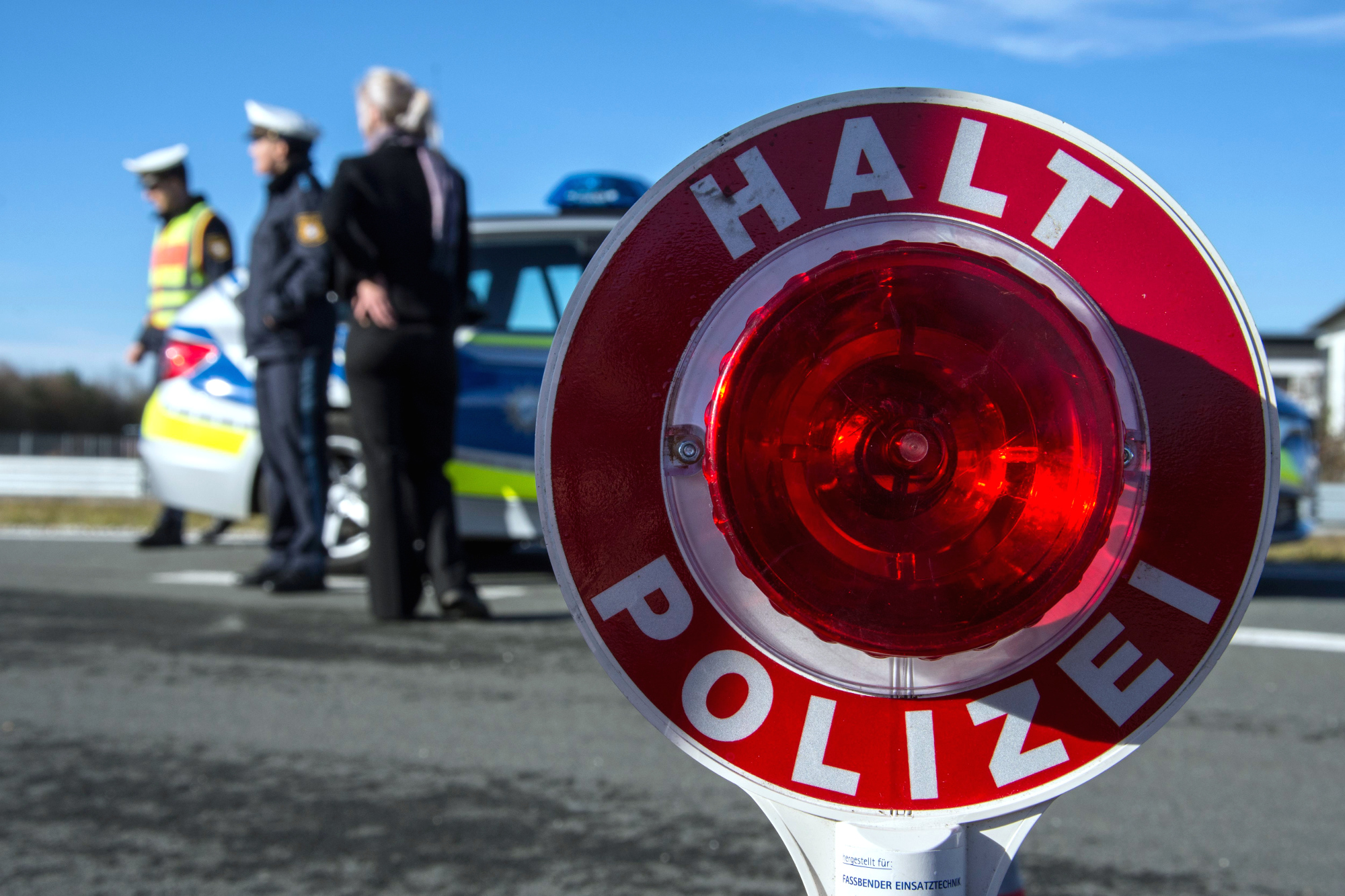 Increased road checks throughout Germany: