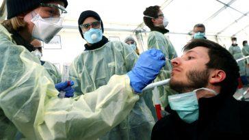 Germany coronavirus infections