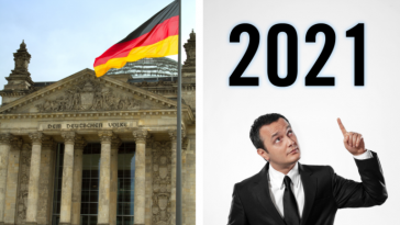 changes in Germany 2021