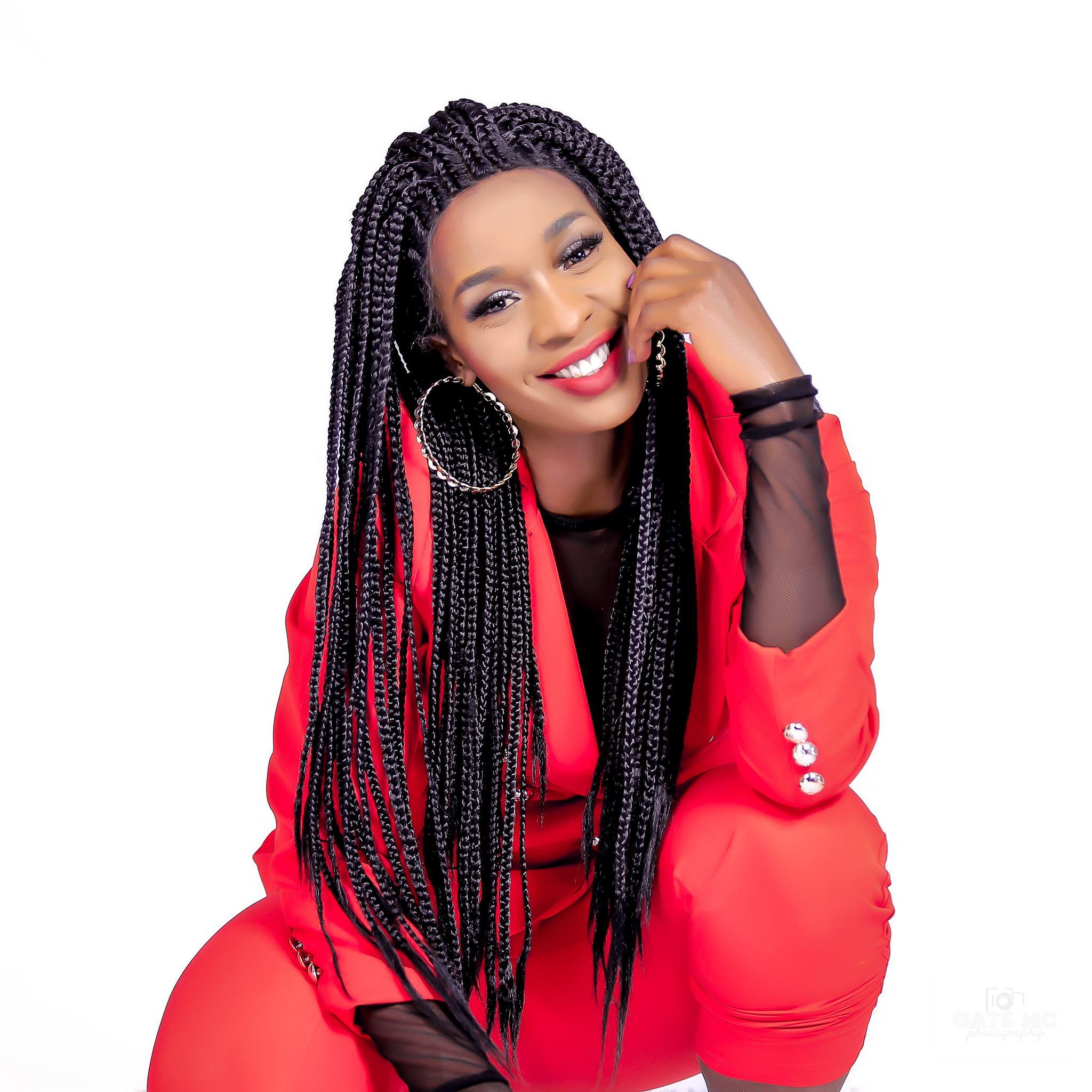 Ugandan musician Cindy Sanyu [Facebook/Cindy Sanyu]