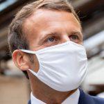 Emmanuel Macron tests positive