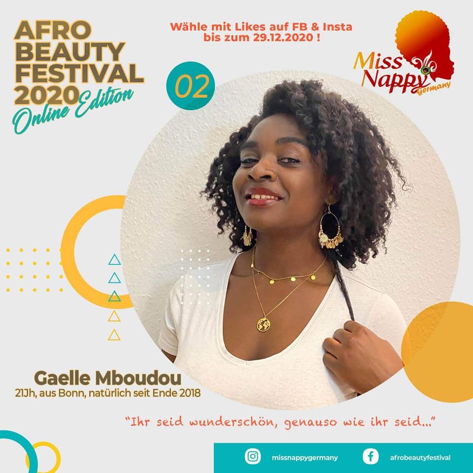 Gaelle Mboudou