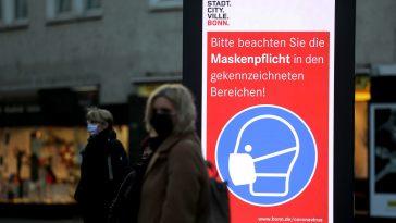 coronavirus deaths Germany