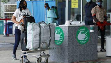 Nigerian travel measures UK South Africa