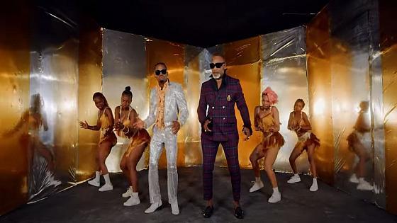 Diamond platinumz Koffi Olomide track Waah