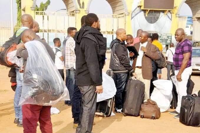 Nigerians in Germany who attacked Ike Ekweremadu