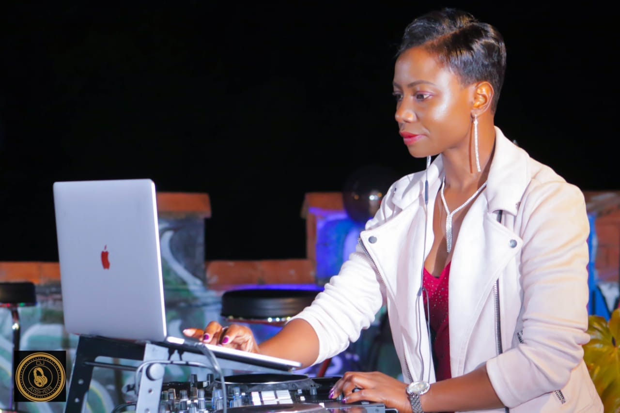 DJ Aisher called for immediate release of Mr Bobi Wine from house arrest