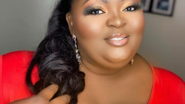 Nollywood actress Eniola Badmus says she won't kill herself because of her body size (Photo: Eniola Badmus/Instagram)
