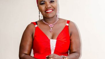 Lydia Olet, the Founder of Kenya and Friends in the Park proud to have been nominated for BEFFTA Woman of The Year Award