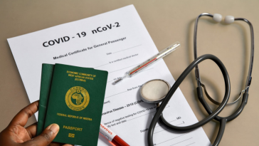 Nigeria set to revoke visas of foreign visitors without COVID-19 test certificate