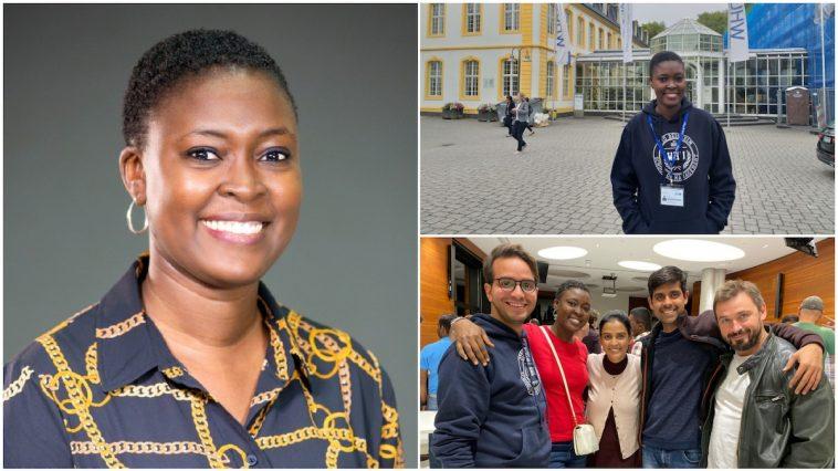 Nigerian Tolulope Ochonogor bags Masters in Germany