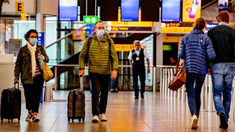 ban on UK and South Africa arrivals