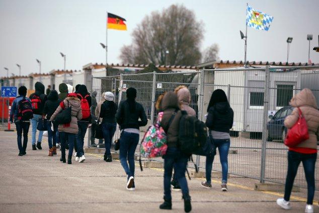 Nigerian men deported involuntarily
