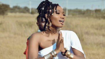 Ghanaian singer Wendy Shay