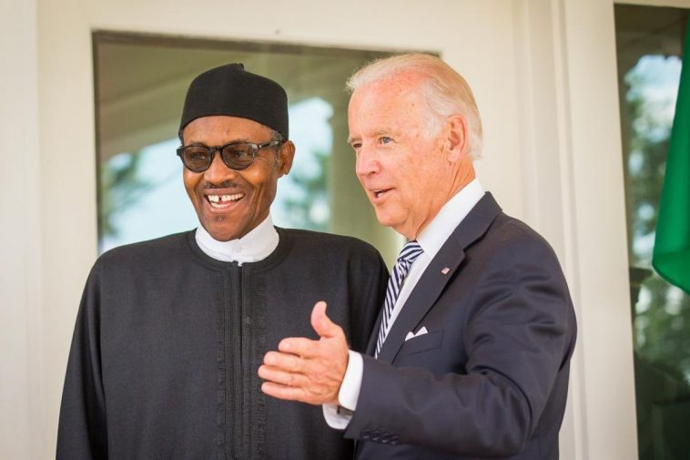 Biden Buhari homosexual rights Africa