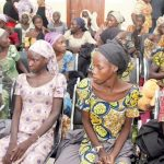 82 Chibok girls released