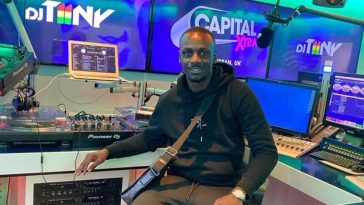 Dj Tiiny sacked Capital Xtra