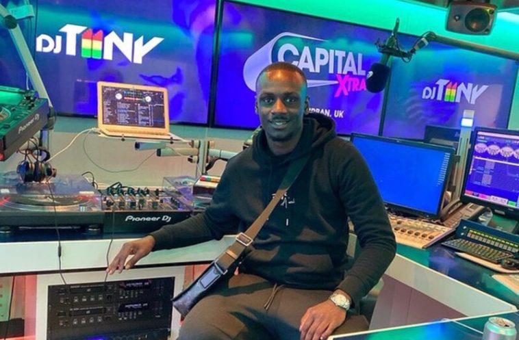 Dj Tiiny sacked Capital Xtra