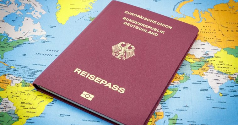 German Citizenship for African refugees and immigrants