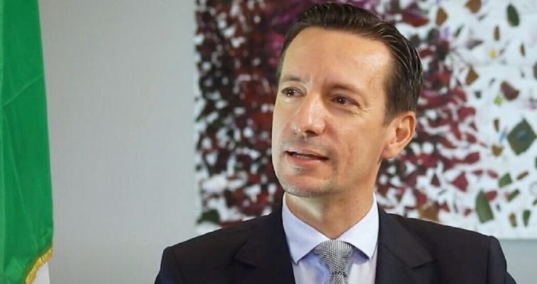 Luca Attanasio, Italian ambassador to DR Congo