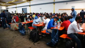 asylum-seekers in Germany