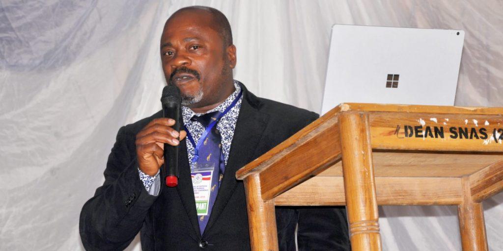 Mr Kazeem Ojoye, the Chairman of Nigerian Community Bayern Germany e.V.