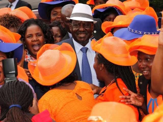 Mr Raila Odinga, Kenya's former Prime Minister confirms he is positive for Covid-19