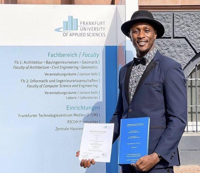 Ian Minjire Forbes list 2021