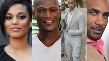 actors Ghanaian descent