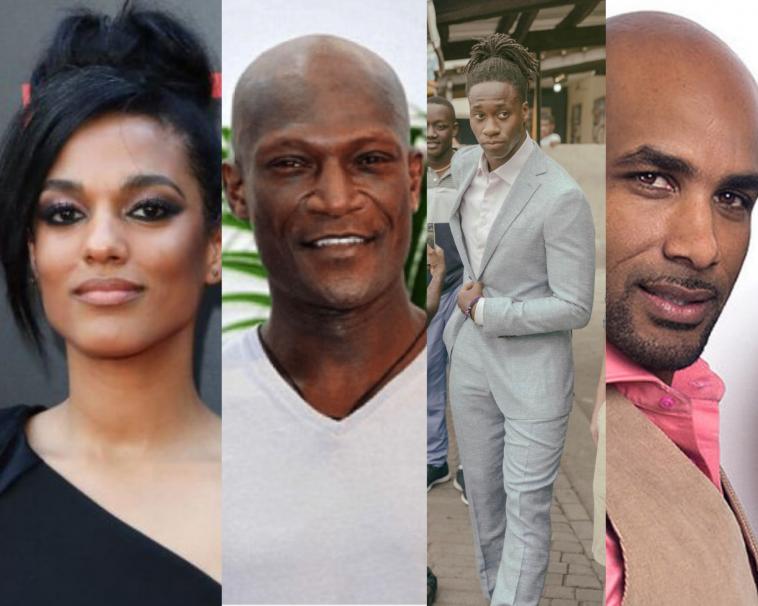actors Ghanaian descent