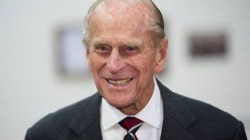 Prince Phillip dies