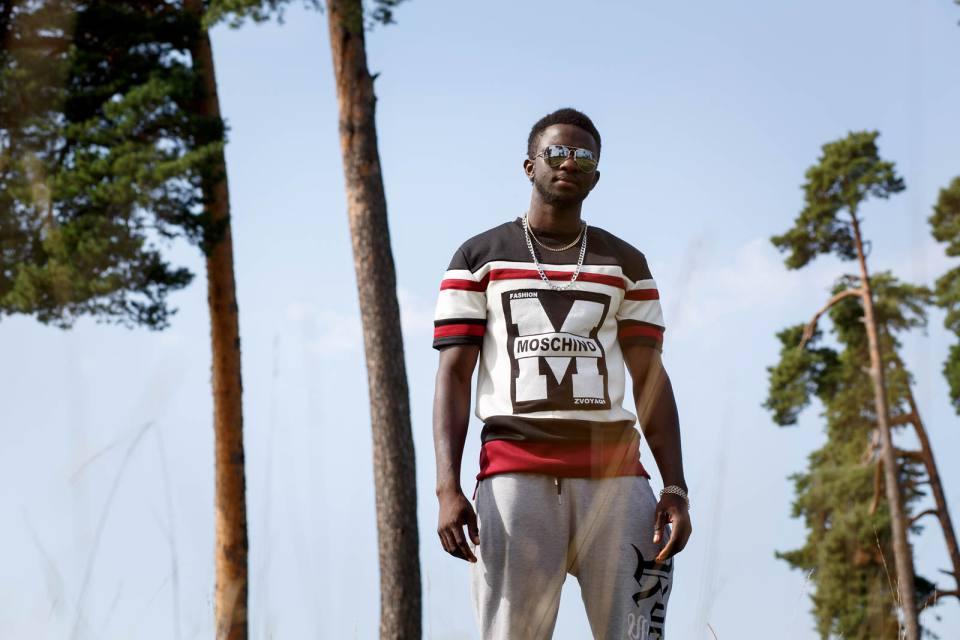 Gambian Germany-based artist Jarck-Boy's video 'Give Thanks' hits digital platforms