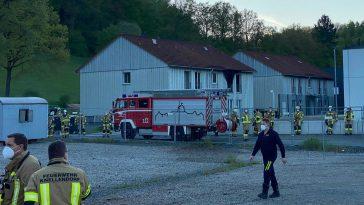 Kronach asylum seeker's hostel fire