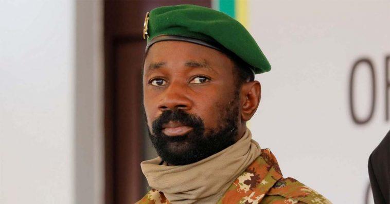 Assimi Goita Mali President