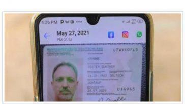 German man found dead kenya