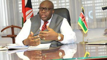 Kenyans in Germany: Ambassador Thomas Amolo