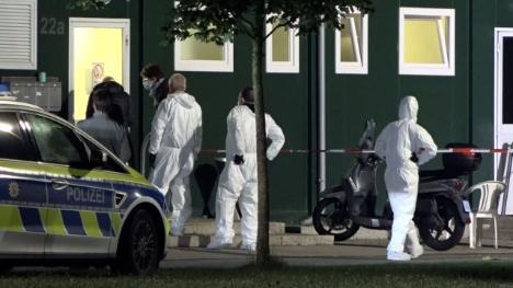 Germany: knife attack in Greven