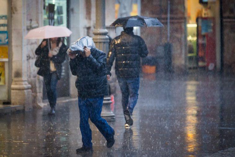 weather alert in germany