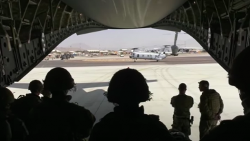 Evacuation from Kabul