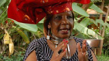 Kenya's first Female Rally driver and well renown politician Orie Rogo Manduli
