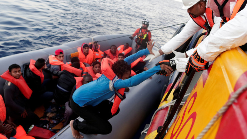 African Asylum seekers in Germany