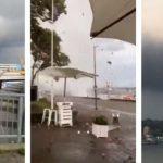 Tornado in Kiel
